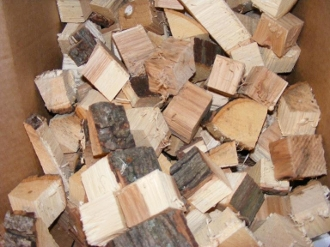 Gourmet Hickory Wood Chunks