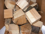 Hickory Wood Chunks