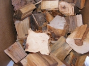 Maple Wood Chunks